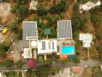 Top view of hotel ELIES